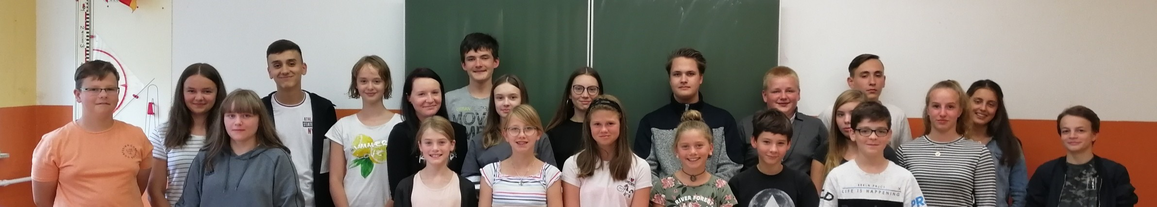 Klassensprecher 2019-2020